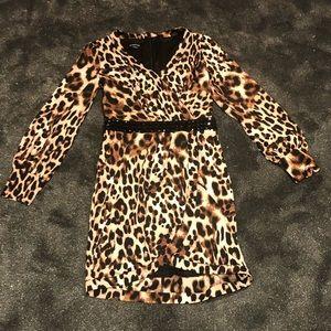 BeBe leopard 🐆 dress